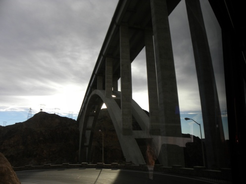 New Bridge at the Hoover Dam