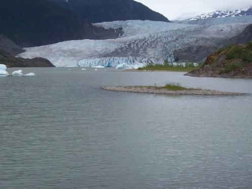 """Alaskan Glaciers"""